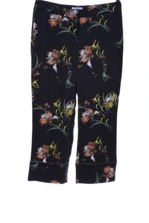 Carolina Belle Pantalon en jersey motif de fleur style décontracté