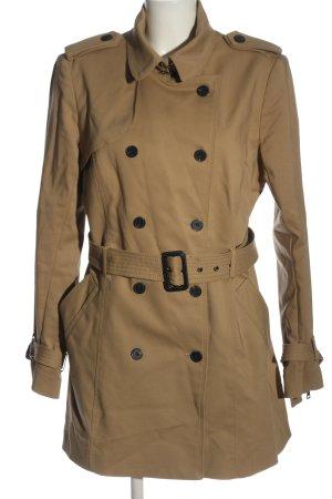Carolina Belle Between-Seasons-Coat brown casual look