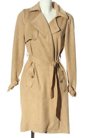 Carolina Belle Between-Seasons-Coat cream casual look