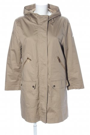 Carolina Cavour Heavy Raincoat natural white casual look