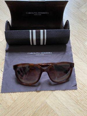 Carolina Herrera Butterfly Glasses brown-dark brown