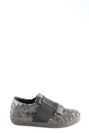 Carolina Instapsneakers lichtgrijs casual uitstraling