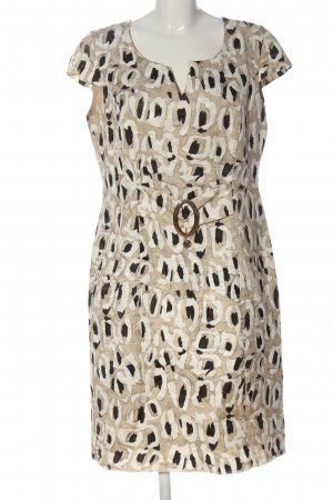 caroline biss Shortsleeve Dress abstract pattern casual look