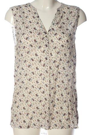 Caroll Koszulowa bluzka Na całej powierzchni W stylu casual