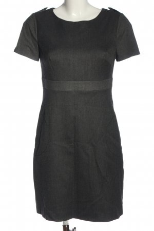 Caroll Shortsleeve Dress light grey casual look