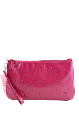 Carpisa Borsa clutch rosa stile casual