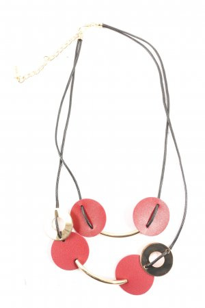 Carpisa Collier Necklace black-red casual look