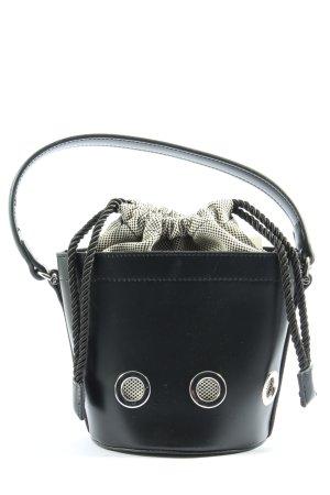 Carpisa Mini sac noir style décontracté