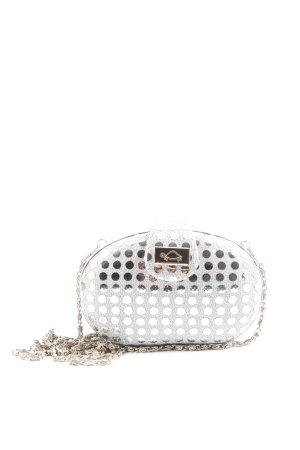 Carpisa Mini Bag light grey-silver-colored elegant