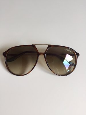 Carrera Herren Sonnenbrille braun/gold