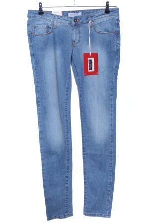 Carrera Jeans skinny bleu style décontracté