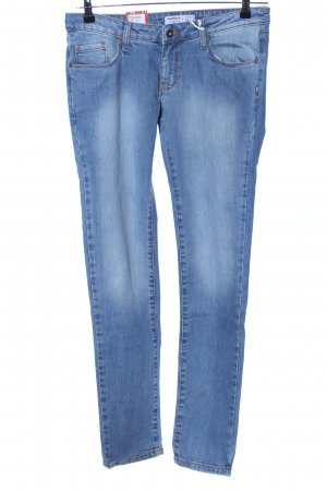 Carrera Skinny Jeans blau Casual-Look