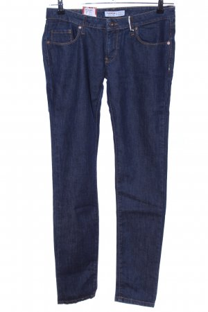 Carrera Skinny Jeans blue casual look