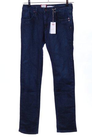 Carrera Slim Jeans blau Casual-Look