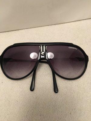 Carrera Ovale zonnebril zwart