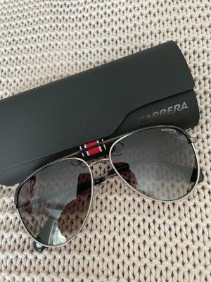 Carrera Bril zwart-zilver