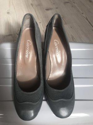 Carrière Tacco alto grigio