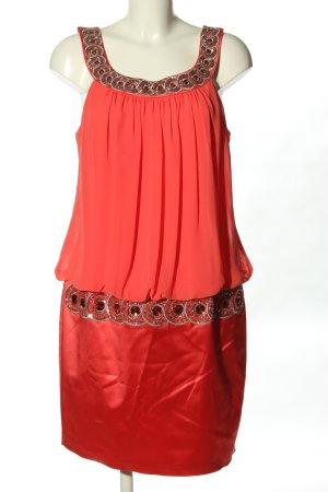 Carry Allen by Ella Singh Suknia wieczorowa czerwony-różowy Elegancki
