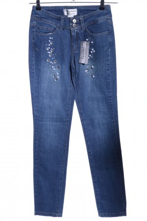 Carry Allen by Ella Singh Straight-Leg Jeans blau Casual-Look