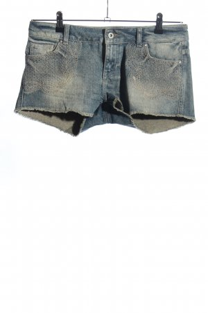 Cars Jeans Denim Shorts blue casual look