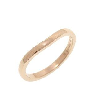 Cartier 18K Ballerina Curve Ring
