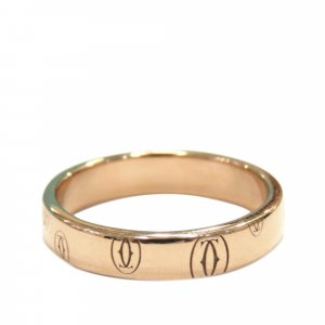 Cartier 18K Happy Birthday Ring