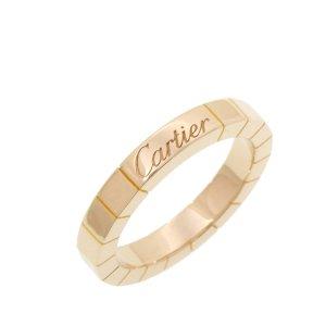 Cartier 18K Lanieres Ring