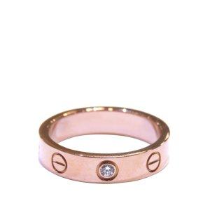 Cartier Anello rosa pallido Oro