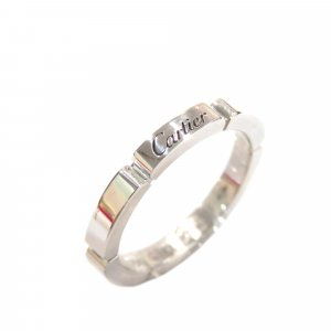 Cartier 18K Maillon Panthere Ring
