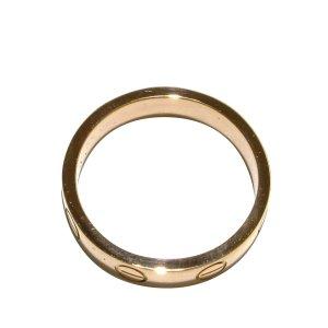 Cartier Bague doré or