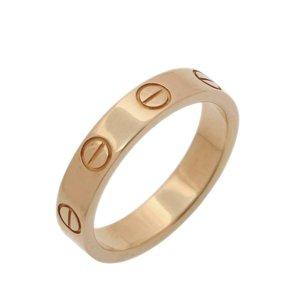 Cartier 18K Mini Love Ring