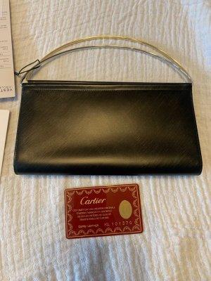 Cartier Borsa clutch nero Pelle