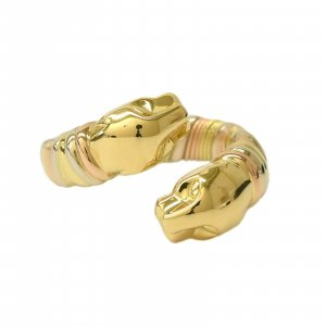 Cartier Earring yellow real gold