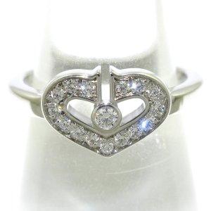 Cartier Anello argento Oro