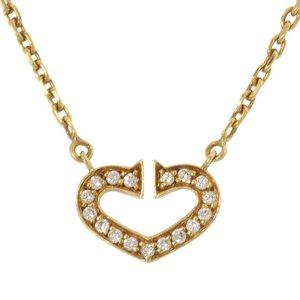Cartier Diamond Heart of Cartier Pendant Necklace