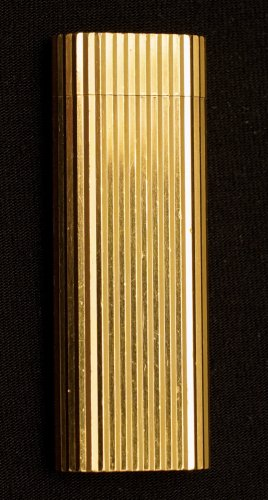Cartier Key Chain gold-colored