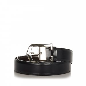 Cartier Riem zwart Leer