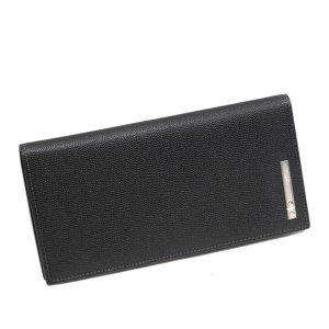 Cartier Wallet black leather