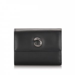 Cartier Leather Panthere Wallet