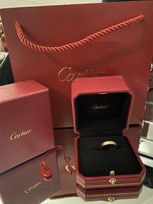 Cartier Bague en or doré