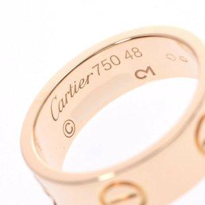 Cartier Boucle d'oreille doré