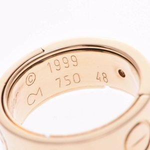 Cartier love ring #48