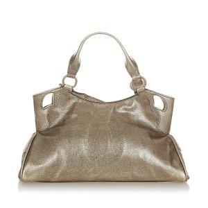 Cartier Marcello de Cartier Leather Handbag