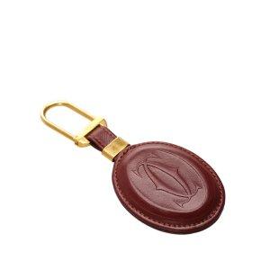 Cartier Must de Cartier Key Chain