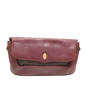 Cartier Must de Cartier Leather Clutch Bag
