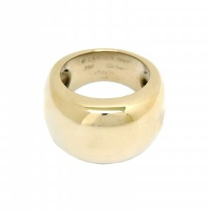 Cartier Earring white real gold