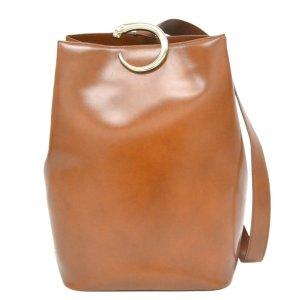 Cartier Handbag brown leather