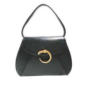 Cartier Panthere Leather Handbag