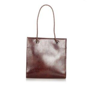 Cartier Torebka typu tote brązowy Skóra