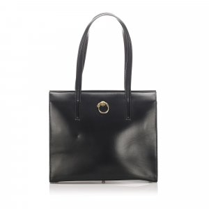 Cartier Panthere Leather Tote Bag